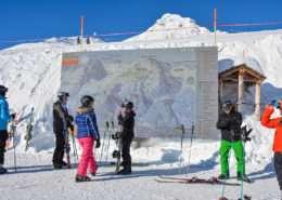 easescreen Digital Signage für Gargellen Bergbahnen