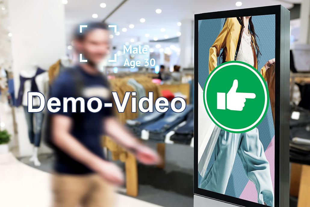 easescreen Demo-Video Smart Crowd Control